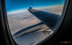 Небо над Астаной временно закроют для гражданской авиации