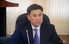 Аким Павлодара поздравил горожан с Днем Конституции