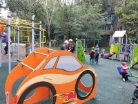 84 миллиона спонсорских тенге потратили на установку нескольких детских площадок и полей для мини-футбола в Экибастузе