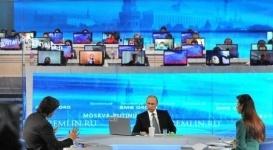 Владимир Путин: Россия не собирается создавать империю