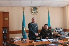 В Павлодарской области сменился начальник департамента по чрезвычайным ситуациям