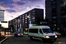 В Павлодаре взялись за маршрутки: с первого декабря будут контролировать их движение