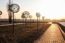 Теплую погоду прогнозируют синоптики