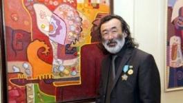 Не стало известного павлодарского художника Кабдыл-Галыма Каржасова