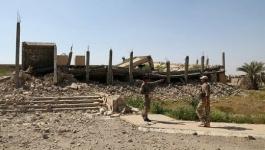 Могила Саддама Хусейна разрушена в ходе боев за Тикрит