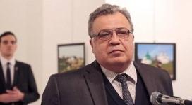 Посол России в Турции Андрей Карлов скончался после покушения