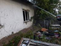 Из-за неправильного использования печки житель Экибастуза едва не сжег дом
