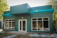 В отделе архитектуры города Павлодара надеются до конца года разобраться с несколькими заброшенными павильонами во дворах домов