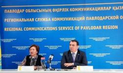 110 тысяч пенсионеров живет в Павлодарской области