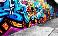 Фестиваль молодых граффитистов пройдет завтра на павлодарском «Арбате»