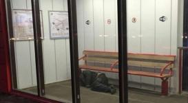 Астанчан смутили бездомные на теплых остановках