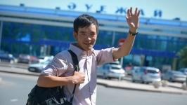 Kaspi пригласил павлодарского студента в Алматы