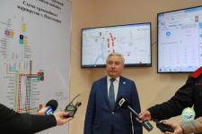 Почему изменилось движение маршруток, объяснил аким Павлодара