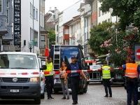 В СМИ опубликованы фото подозреваемого в резне бензопилой в Швейцарии