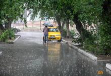 Синоптики снова прогнозируют дождь