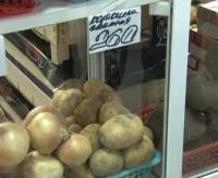 В Павлодаре картофель стоит 260 тенге