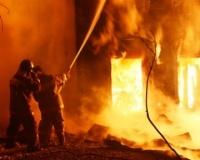 Два человека стали жертвами пожара в Павлодарской области
