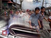 В Мьянме зафиксированы новые случаи уничтожения поселений рохинджа