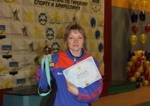 Студентка Павлодара стала обладателем Кубка Казахстана по гиревому спорту