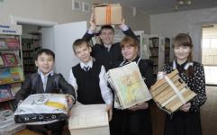 Школьники Павлодара собрали 4 тонны макулатуры
