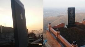 Родители рассказали об алматинском разработчике, которому установили памятник в виде iPhone