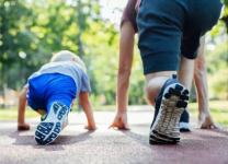 Павлодарским семьям предлагают заниматься спортом на камеру