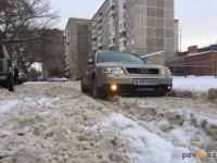 Кто спасет Павлодар от снега?
