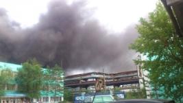 ЧП в Павлодаре. Авария на ТЭЦ-3