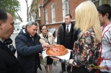 Павлодарские нуротановцы рассказали омским единоросами, как заманить людей на выборы