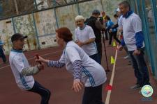 В Павлодаре впервые прошла ветеранская спартакиада