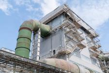 Более 35 тысяч тонн пыли в год станет улавливать новый газоочистной комплекс Аксуского завода ферросплавов