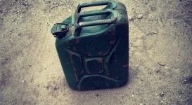 Житель Петропавловска случайно вылил на себя бензин и загорелся