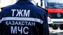 Почти 50 человек спасли на трассах Казахстана за сутки