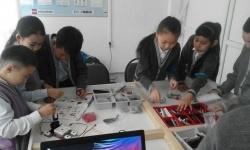В 15 павлодарских школах занимаются робототехникой