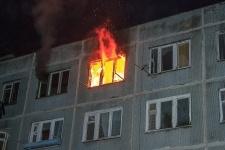 Угорели на пожаре