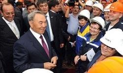Павлодарская область является ключевым индустриальным регионом Казахстана - Назарбаев