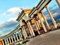 Павлодарские школьники побывали на каникулах в Алматы