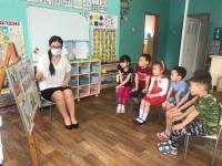В детских садах Павлодара призывают родителей установить системы безопасности на окнах квартир