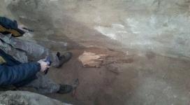 Захоронение древних людей обнаружил во дворе дома житель пригорода Павлодара
