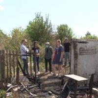 Павлодарские дачники требуют возместить им ущерб после пожара