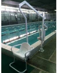 В одном из павлодарских бассейнов установили подъемник для инвалидов-колясочников