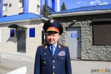 Чем запомнился на своем посту начальник департамента полиции Павлодарской области Амантай Аубакиров