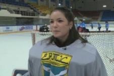 В Павлодаре презентовали новый женский хоккейный клуб