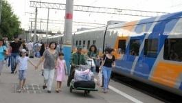 В Казахстане хотят ужесточить наказание за провоз безбилетных пассажиров в поездах