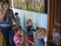 Из детского сада одного из сел Прииртышья экстренно эвакуировали детей