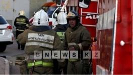 В Павлодарской области сгорело 8 гектаров гослесфонда