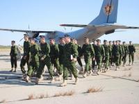 Иностранные военные прибыли на учения ОДКБ в Казахстан