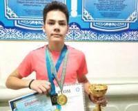 Павлодарский конькобежец стал призером чемпионата Казахстана