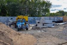 В районе павлодарского речного вокзала появится восьмиквартирный дом