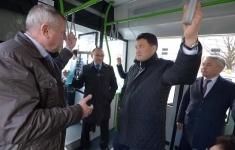 Булат Бакауов находится в Беларуси с рабочим визитом